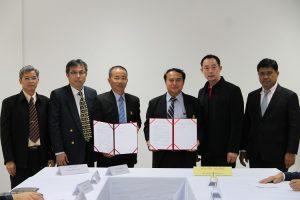 สทป.ลงนามความร่วมมือ ศูนย์ PLC เพื่อการอนุรักษ์พลังงานและสิ่งแวดล้อม