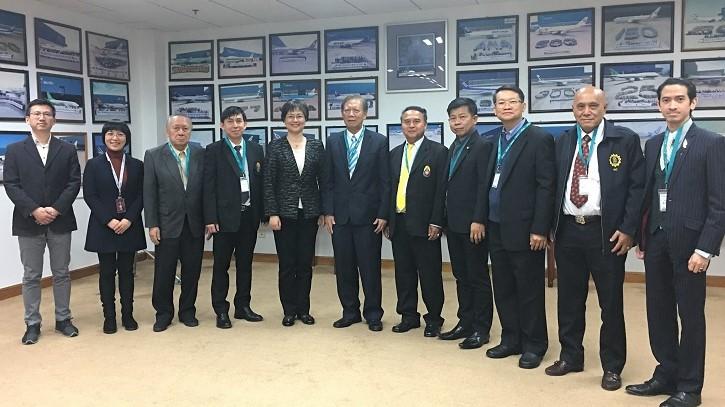 สทป.ลงนามข้อตกลงความร่วมมือกับ HAECO Xiamen