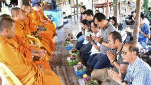 โครงการปทุมวันสืบสานวิถีไทย