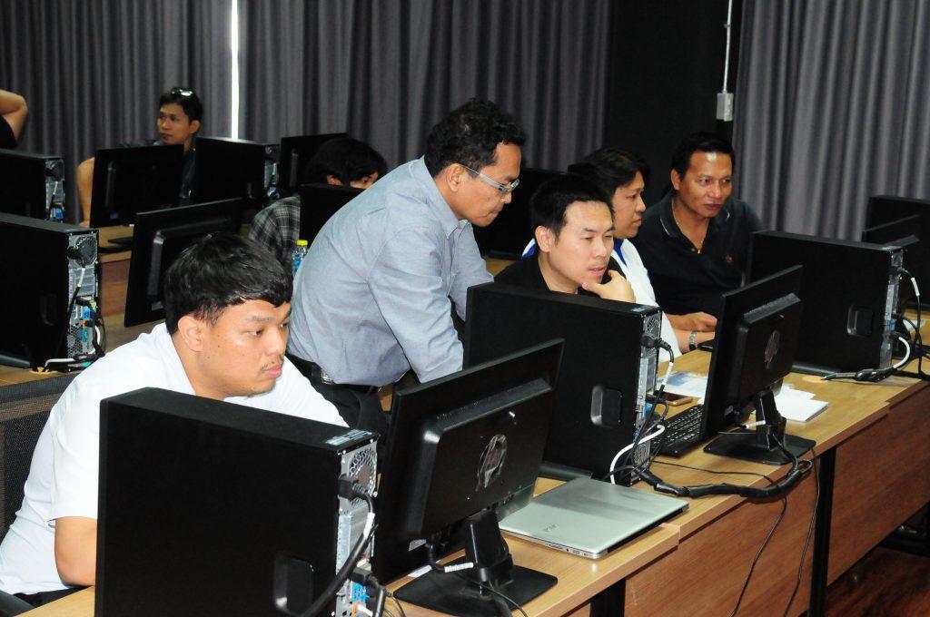 อบรมการใช้เทคโนโลยี CAD/CAM ขั้นสูง สำหรับเครื่องจักร 5 แกน และ Turn-Mill