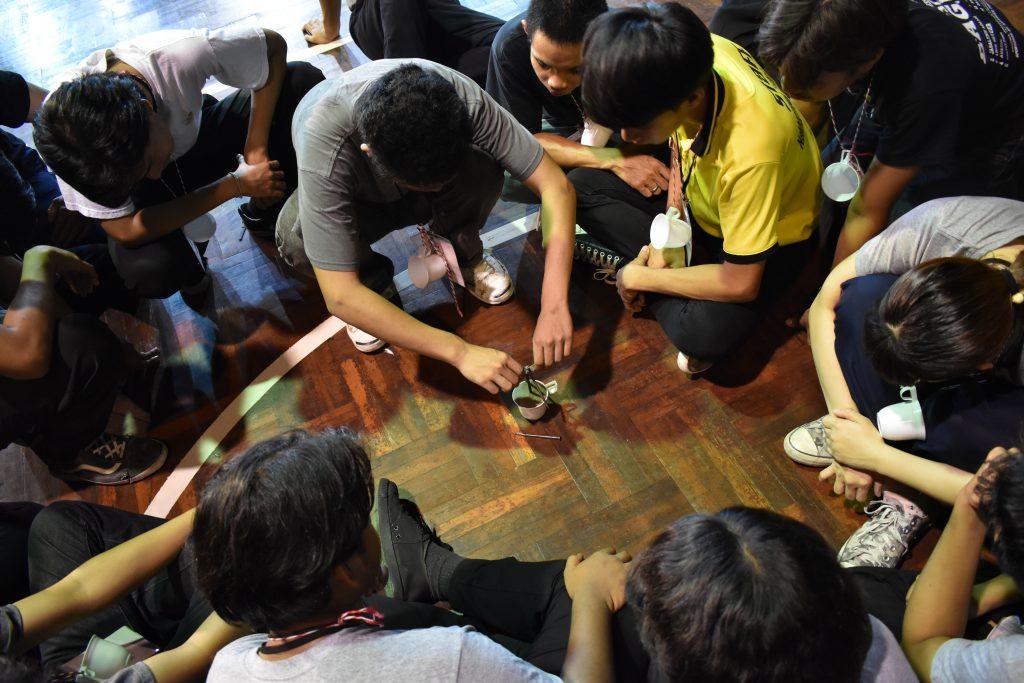 โครงการปฐมนิเทศนักศึกษาใหม่ ปีการศึกษา 2562