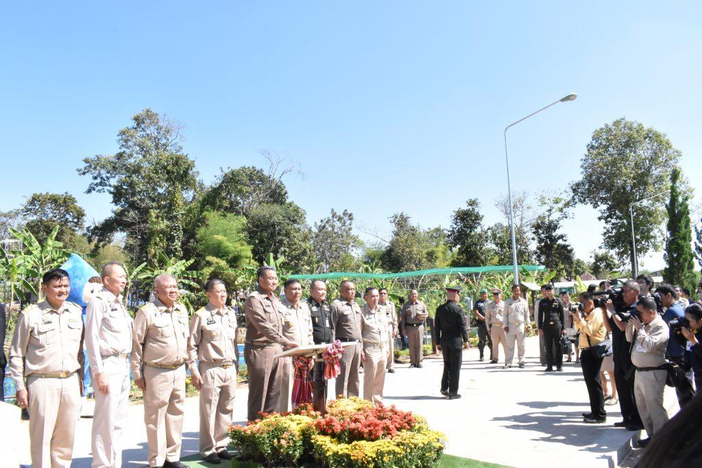 ปทุมวันร่วมงานและเปิดบูธนิทรรศการ 37ปี ศูนย์ภูพานฯ สกลนคร