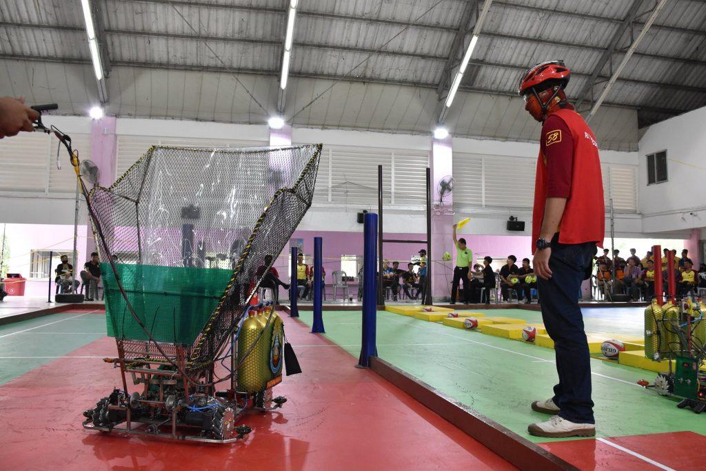 ทีมนักศึกษาปทุมวัน ผ่านเข้ารอบการแข่งขันหุ่นยนต์ MCOT-ABU ROBOCON 2020