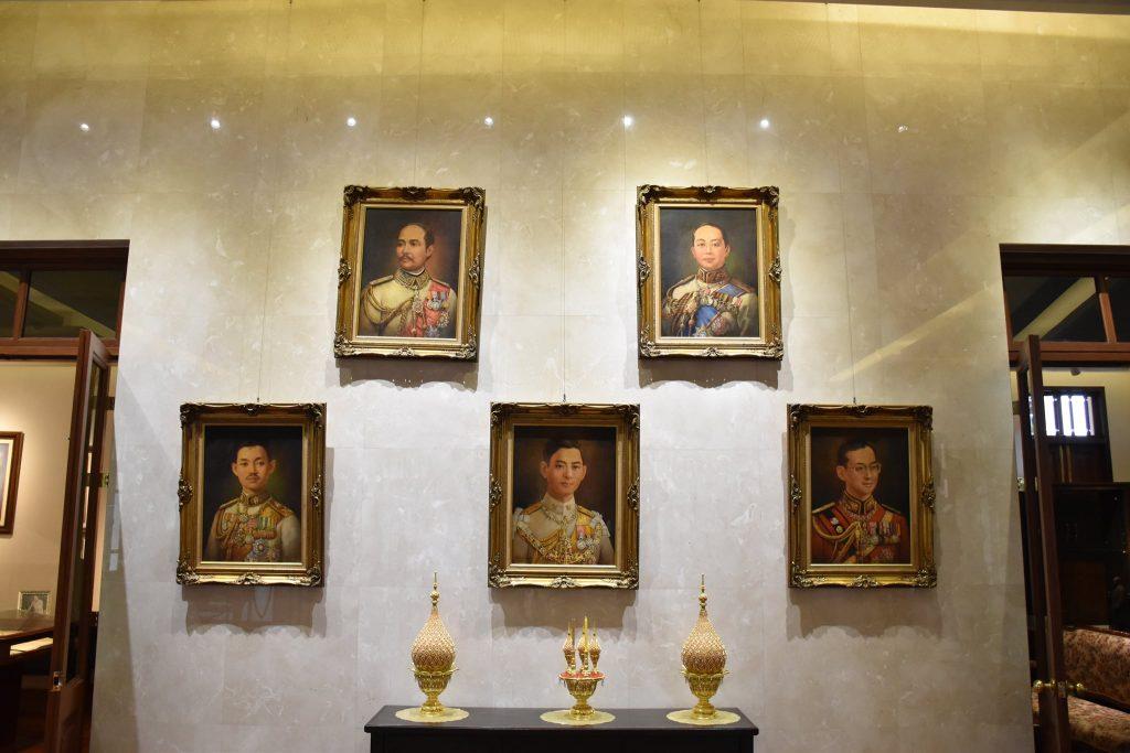 การศึกษาดูงานพิพิธภัณฑ์และหอประวัติจุฬาลงกรณ์มหาวิทยาลัย