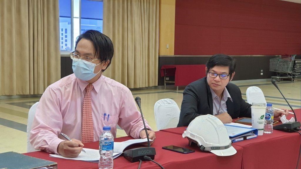 การประชุมคณะกรรมการดำเนินงานจัดสร้างหอเทิดพระเกียรติและประวัติศาสตร์ช่างกลปทุมวัน ครั้งที่ 2/2564