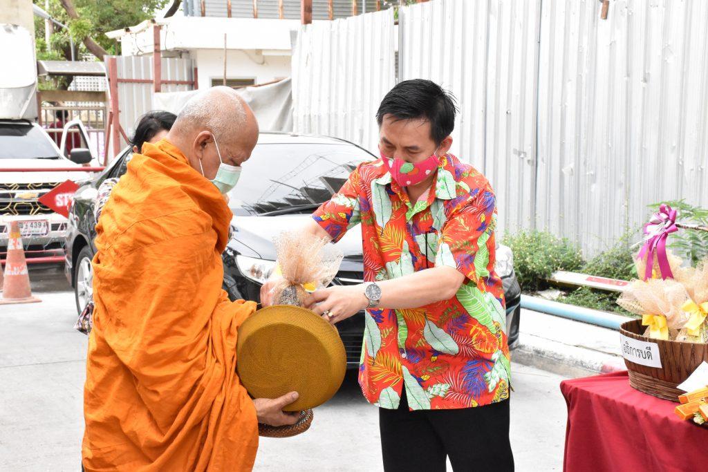 ปทุมวันสืบสานประเพณีไทย เทศกาลสงกรานต์ 2564