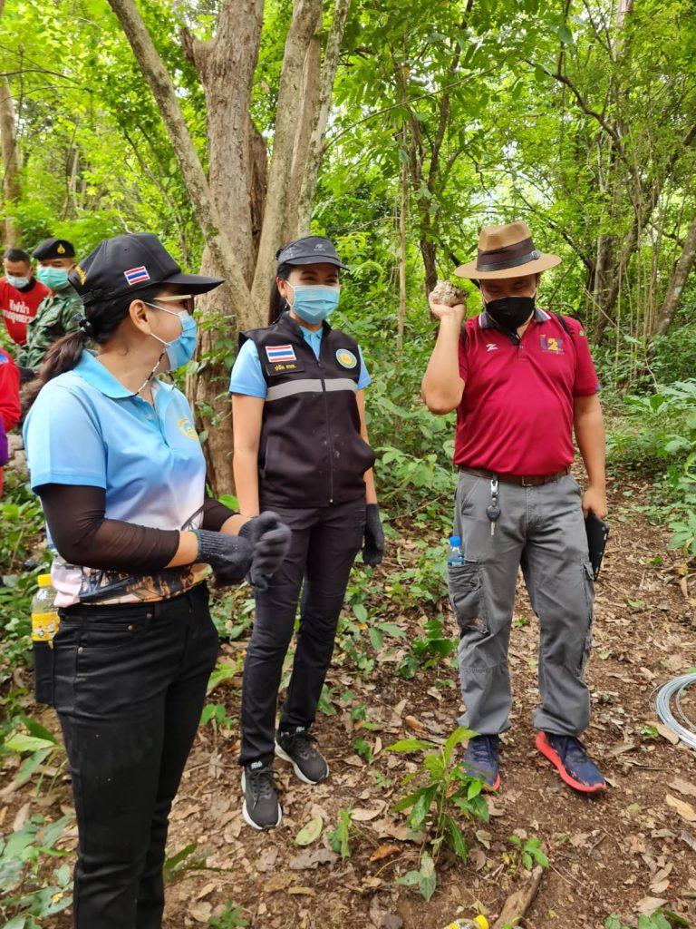 """U2T ปทุมวัน จัดกิจกรรมดีๆ เพื่อป่า """"รักษ์ป่าสร้างฝายชะลอน้ำ"""""""